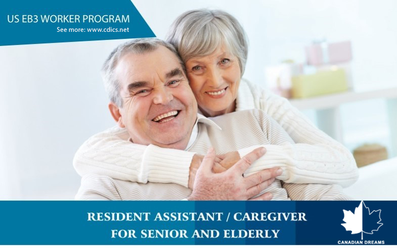 Recruitment EB3 Caregiver 2019 (Canadian Dreams)